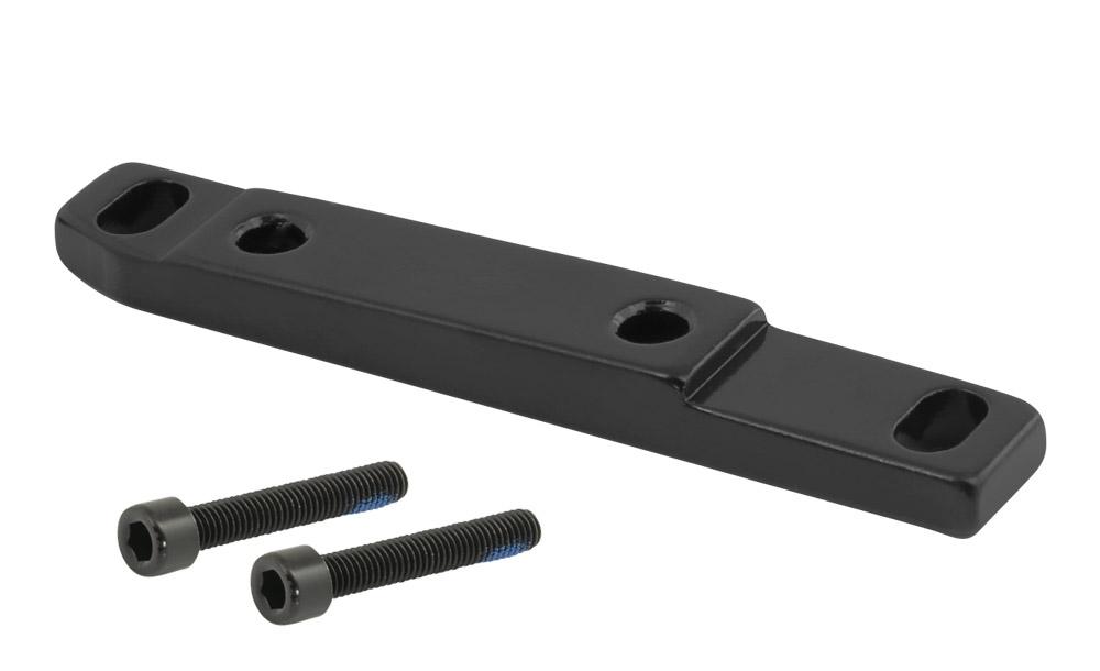 adaptér přední FORCE FLAT/POST 140mm,34-70mm černý