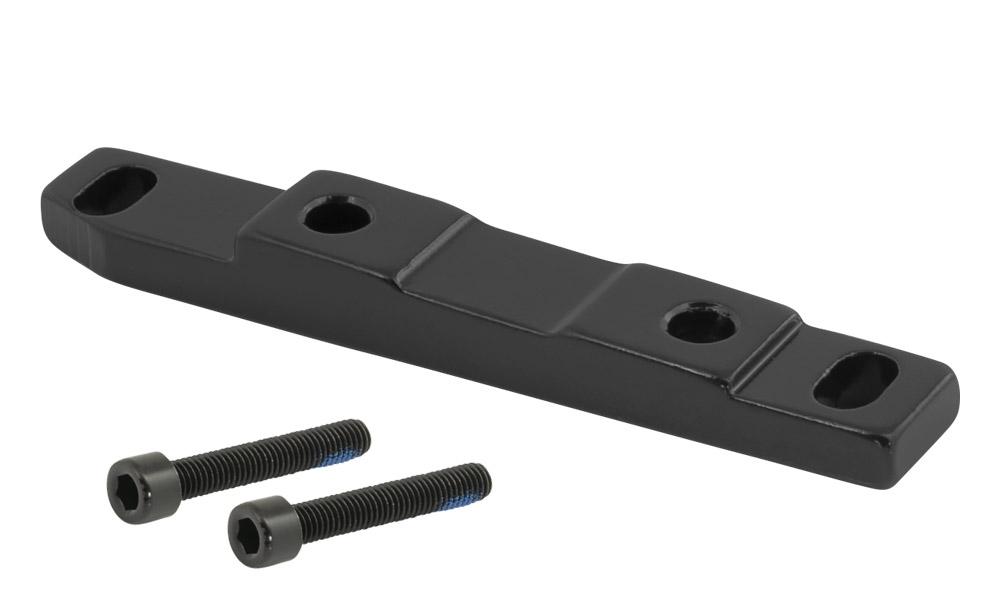 adaptér přední FORCE FLAT/POST 160mm,34-70mm černý