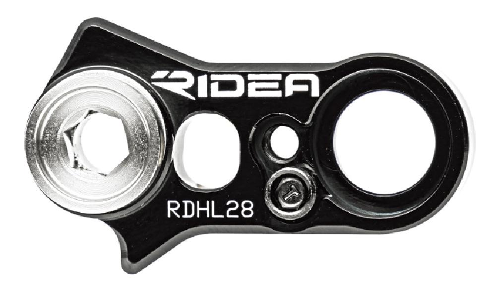 adaptér RIDEA L28 pro koncovku rámu, černý