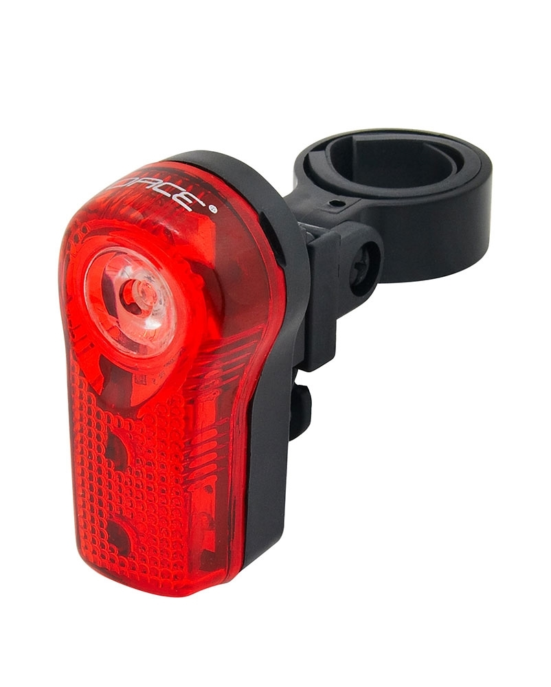 blikačka zadní FORCE SHAPE 3LM 3 LED, battery