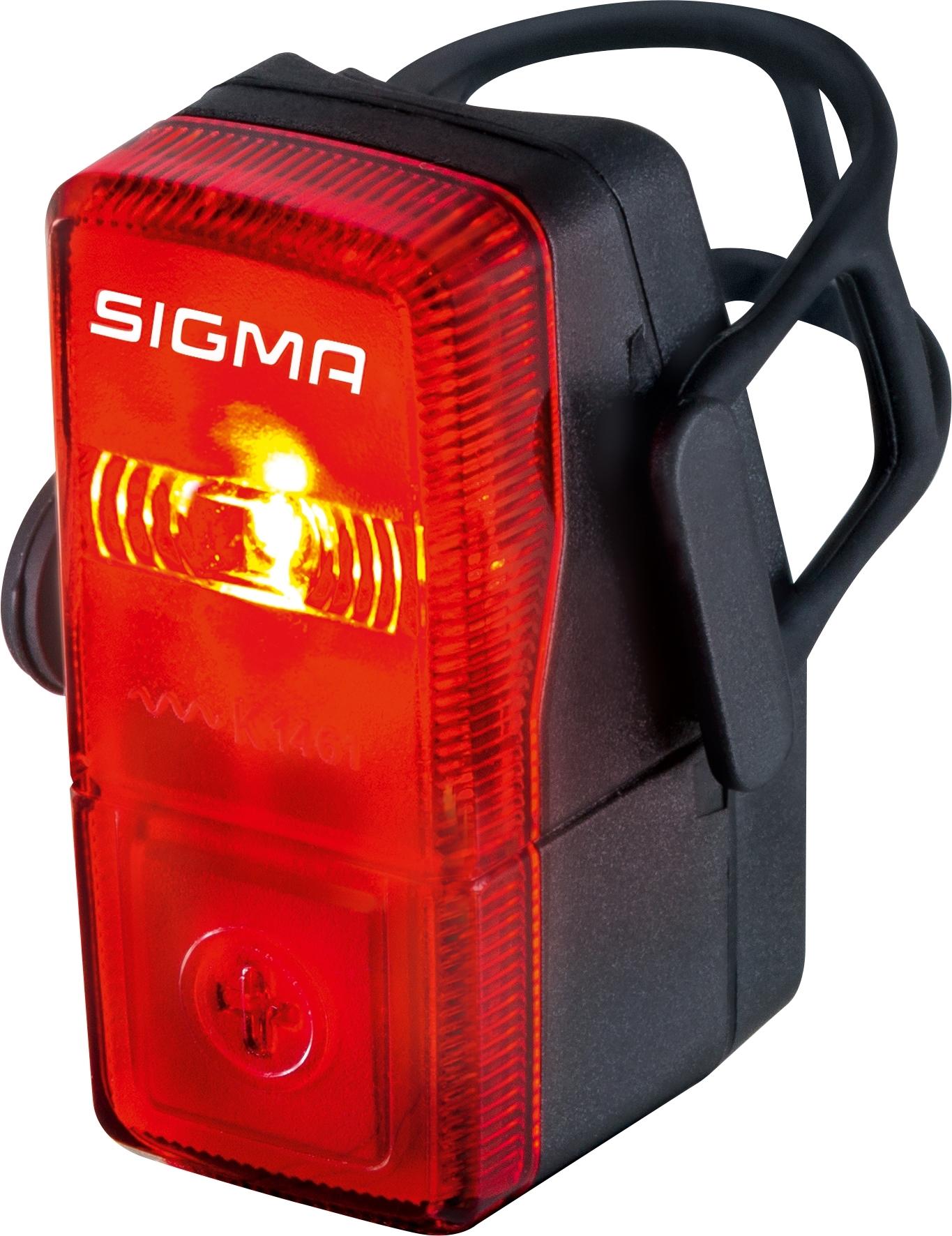blikačka zadní SIGMA CUBIC FLASH