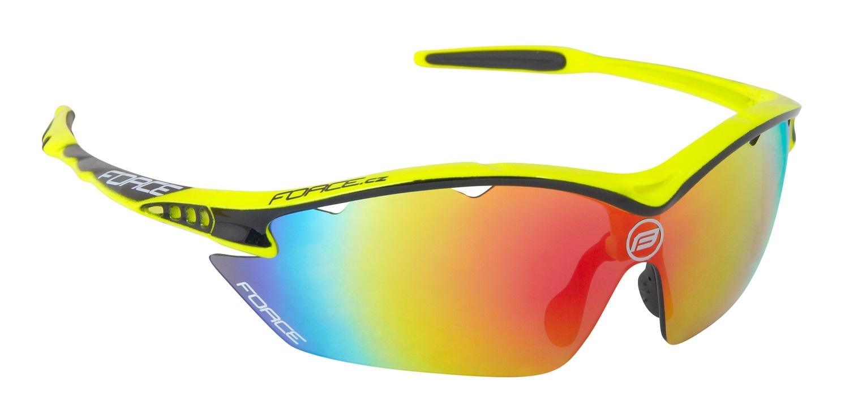 brýle FORCE RON fluo, multilaser skla
