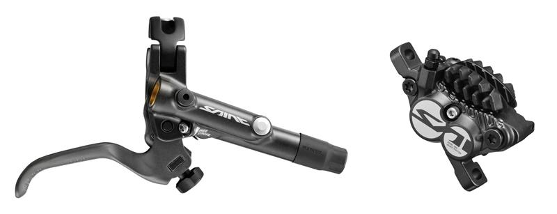 brzda kotoučová přední komplet SAINT M820