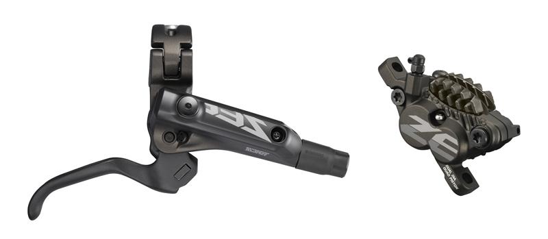 brzda kotoučová přední komplet ZEE M640
