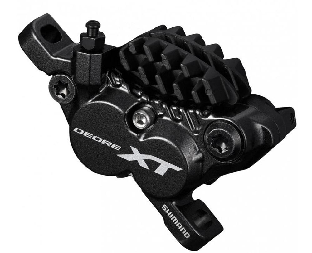 brzda kotoučová/třmen hydraulická XT BRM8020 černá