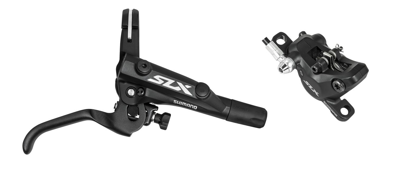 brzda kotoučová zadní komplet SLX M7000