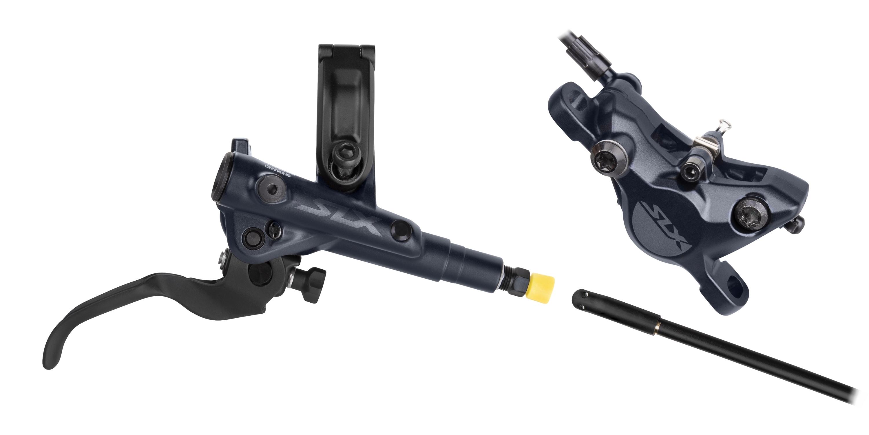 brzda kotoučová zadní komplet SLX M7100  170 cm