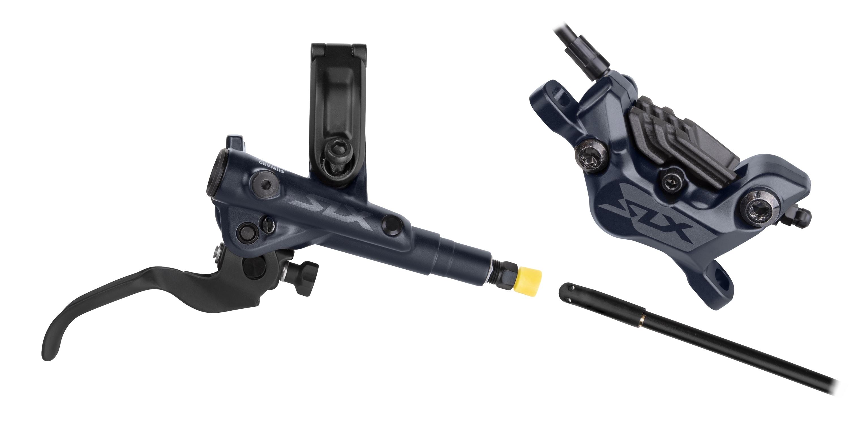 brzda kotoučová zadní komplet SLX M7120 170 cm