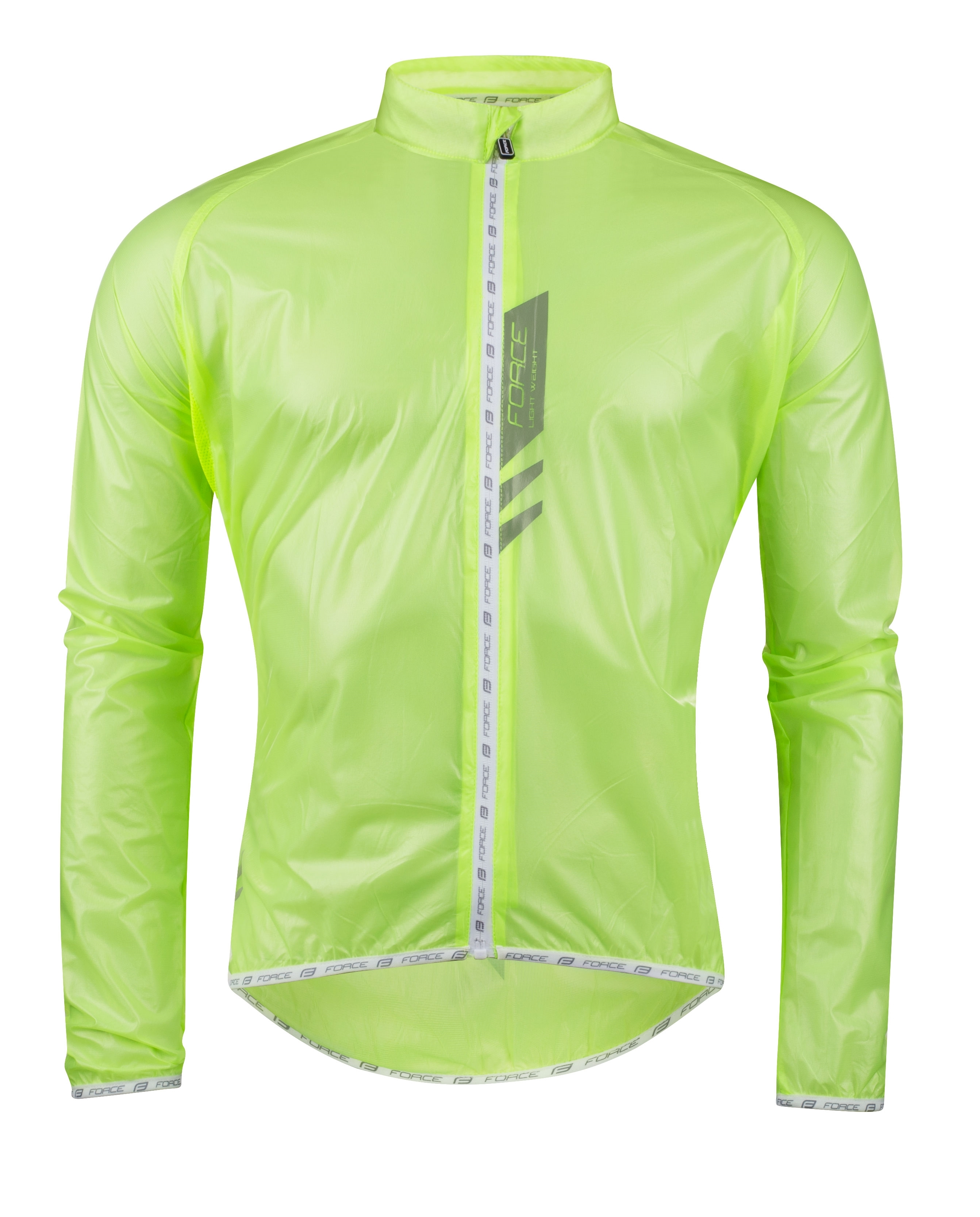 bunda FORCE LIGHTWEIGHT neprofuk fluo SLIM-S
