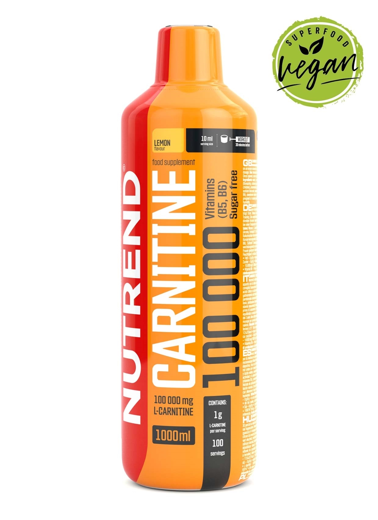 CARNITINE 100 000    1l        citron