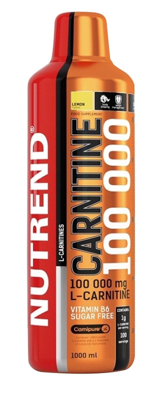 CARNITINE 100 000    1l        pomeranč