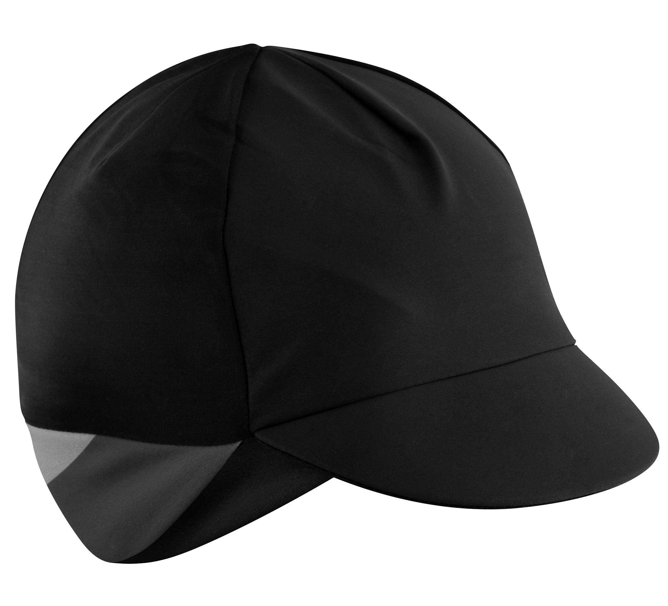 čepička s kšiltem FORCE BRISK zimní,črn-šedá S-M