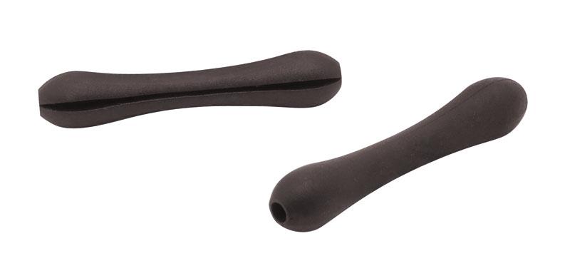 chránič brzdového bowdenu FORCE 60/5mm, černý
