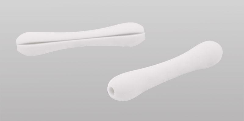 chránič řadícího bowdenu F 60/4mm, bílý balený