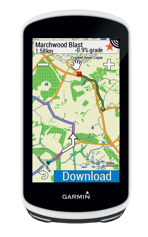 cyklonavigace GARMIN Edge 1030 Pro Sensor Bundle