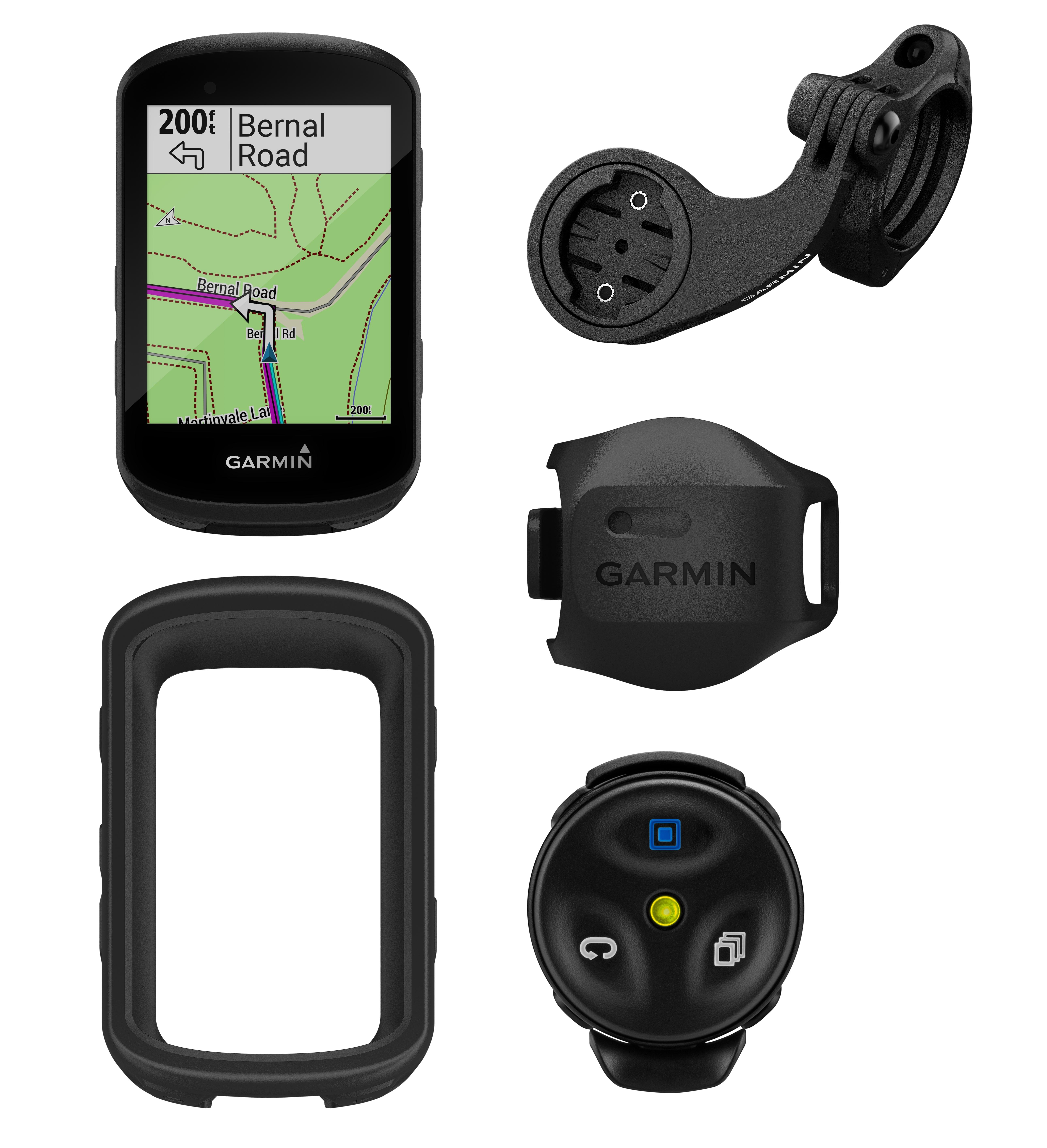 cyklonavigace GARMIN Edge 530 Pro MTB Bundle