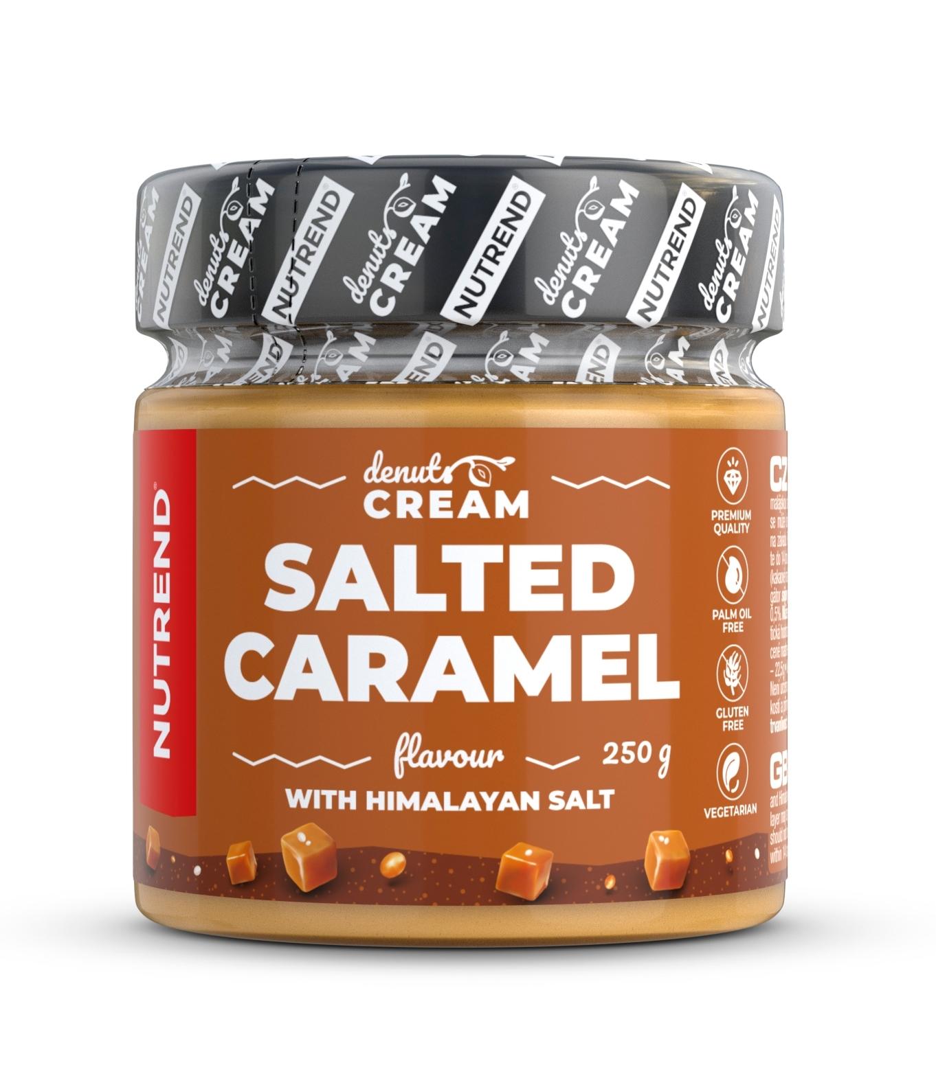 DENUTS CREAM 250 g, slaný karamel