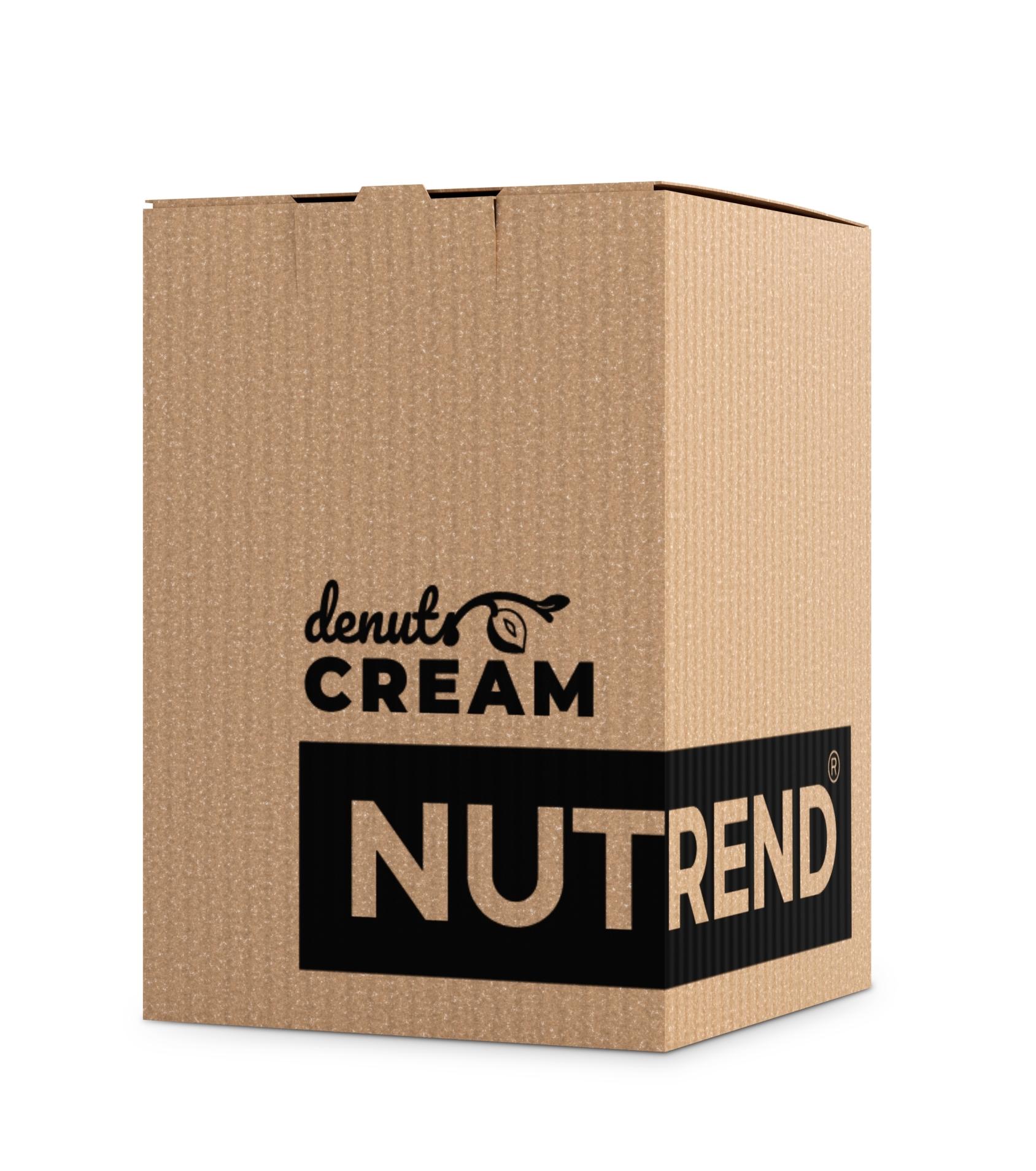 DENUTS CREAM 250 g, white brownie