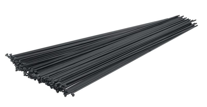 dráty MACH1 GALVA černé 2 mm x 252 mm