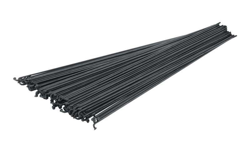 dráty MACH1 INOX PLUS černé 2 mm x 256 mm