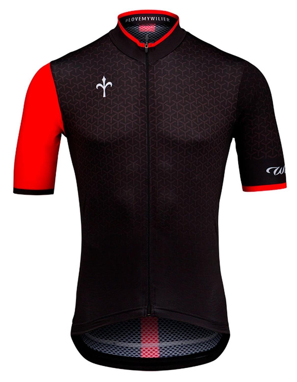 dres WILIER GRINTA krátký rukáv černý  XL