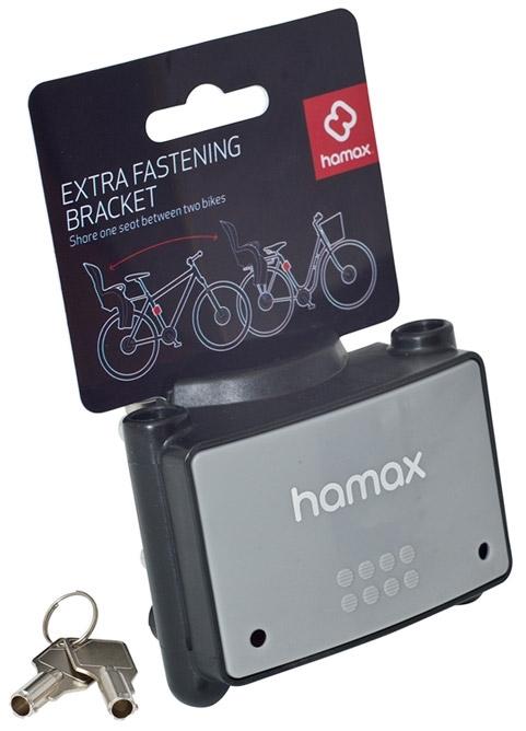 držák sedačky HAMAX UNI uzamykací
