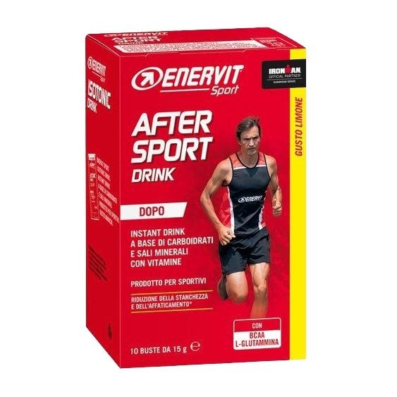 ENERVIT R1 SPORT instantní nápoj box 10x15g citron