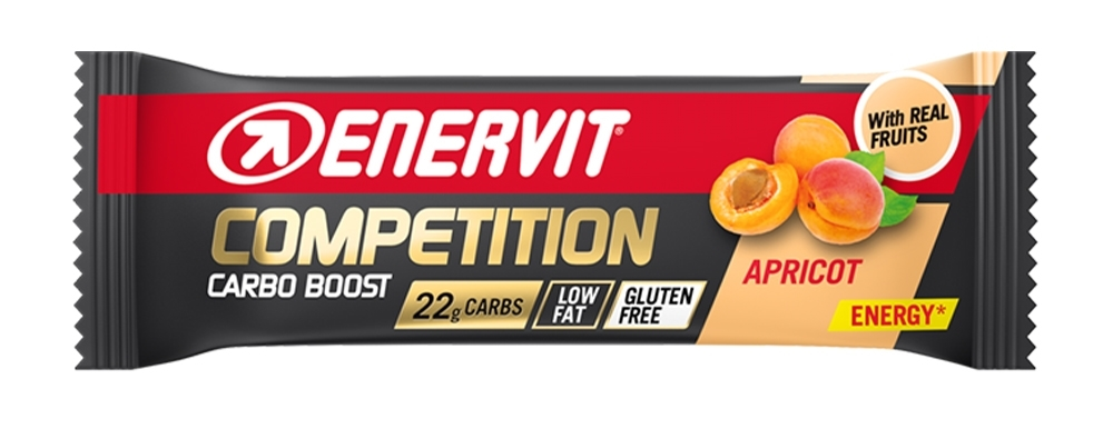 ENERVIT COMPETITION BAR tyčinka 30g meruňka