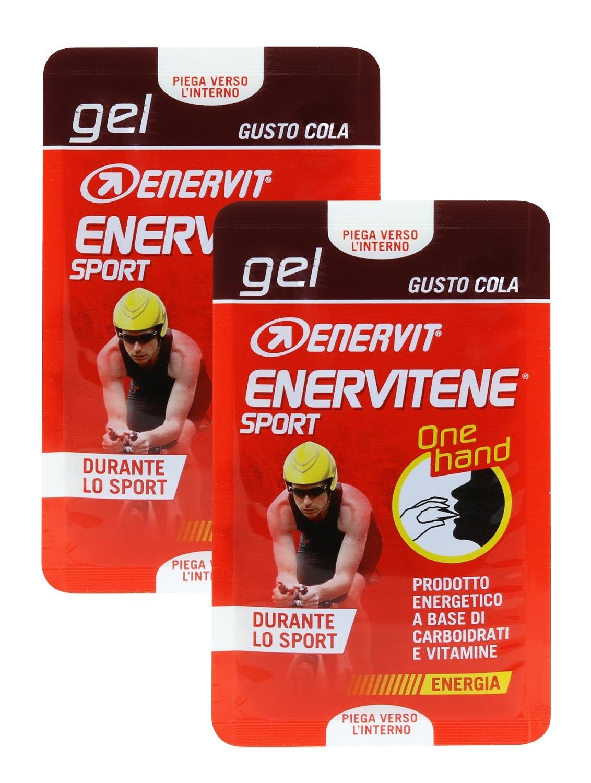 ENERVIT ENERV.SP. GEL 1 ks=2x12,5ml colaONE HAND