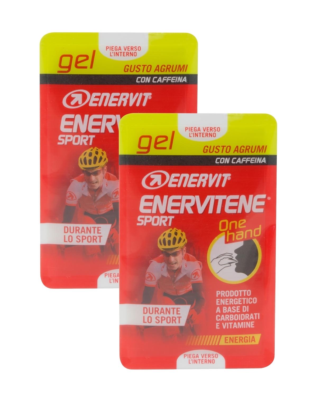 ENERVIT ENERV. SP.GEL 2x12,5ml cit.+kof.ONE HAND