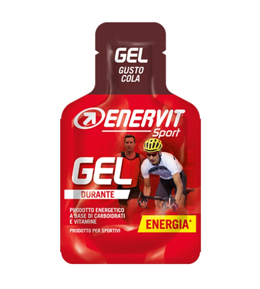 ENERVIT ENERVITENE SPORT GEL 25ml cola