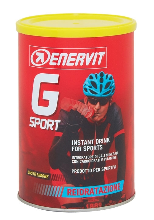 ENERVIT G SPORT instantní nápoj 420g citron