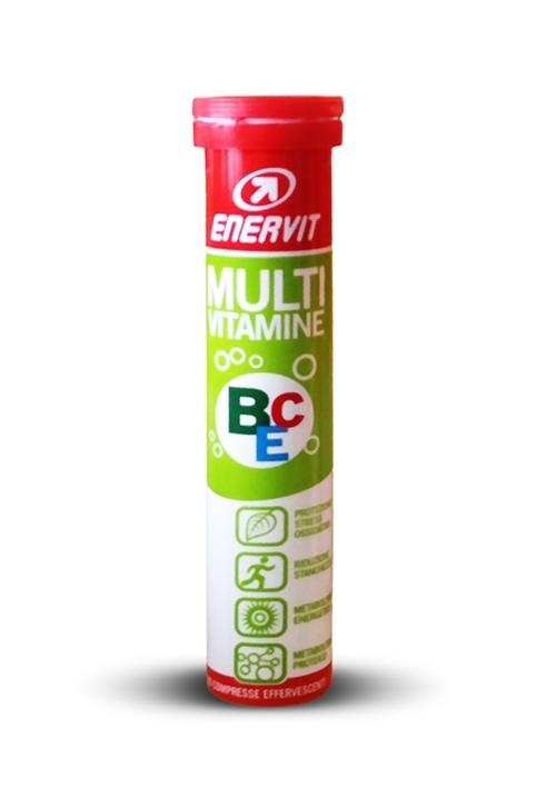 ENERVIT MULTI-10 vitamínů,20 šumivých tablet
