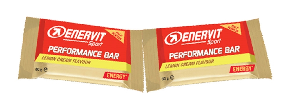 ENERVIT Performance Bar, tyčinka 2x30g, citron