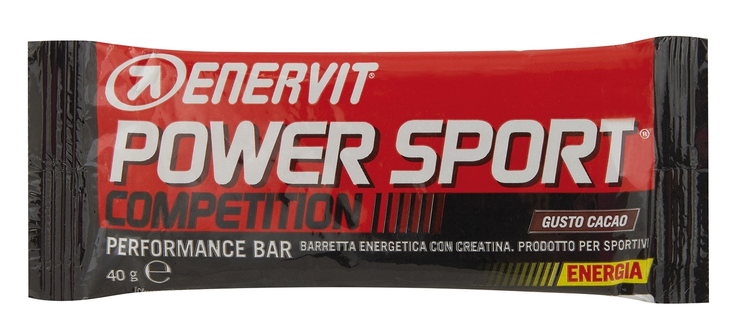 ENERVIT POWER SPORT COMPETITION tyčinka 40g kakao