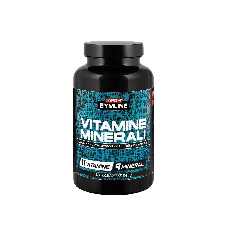 ENERVIT Vitamine Minerali tablets, 120 tablet