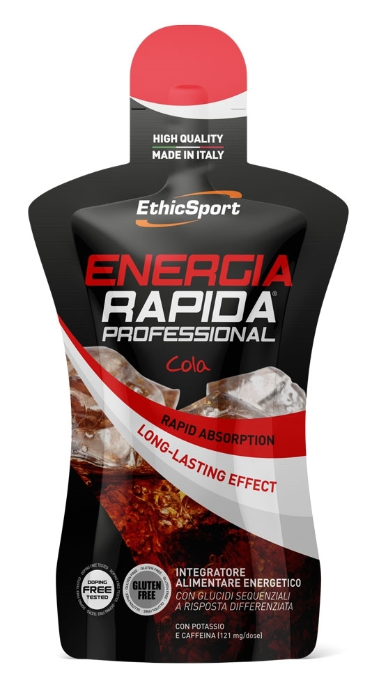 ES ENERGIA RAPIDA PROFESSIONAL 50 ml gel, cola