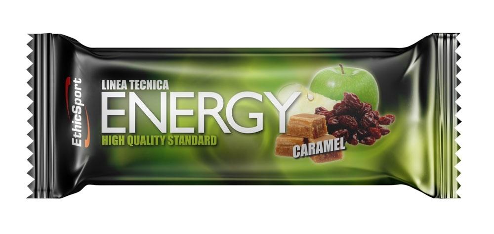 ES ENERGY LINEA TECN. 40 g tyčinka, jablko-karamel