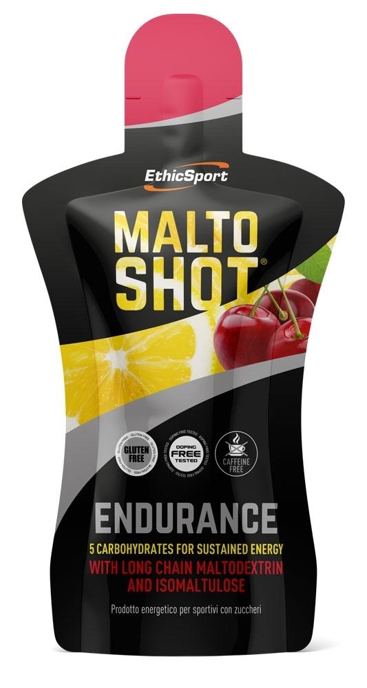 ES MALTOSHOT ENDURANCE 50 ml liquid, třešeň-citron