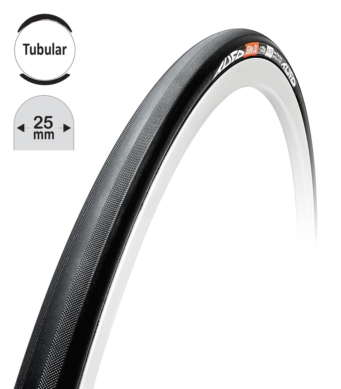 """galuska TUFO ELITE S3 25 černo-černá 28""""/25mm"""