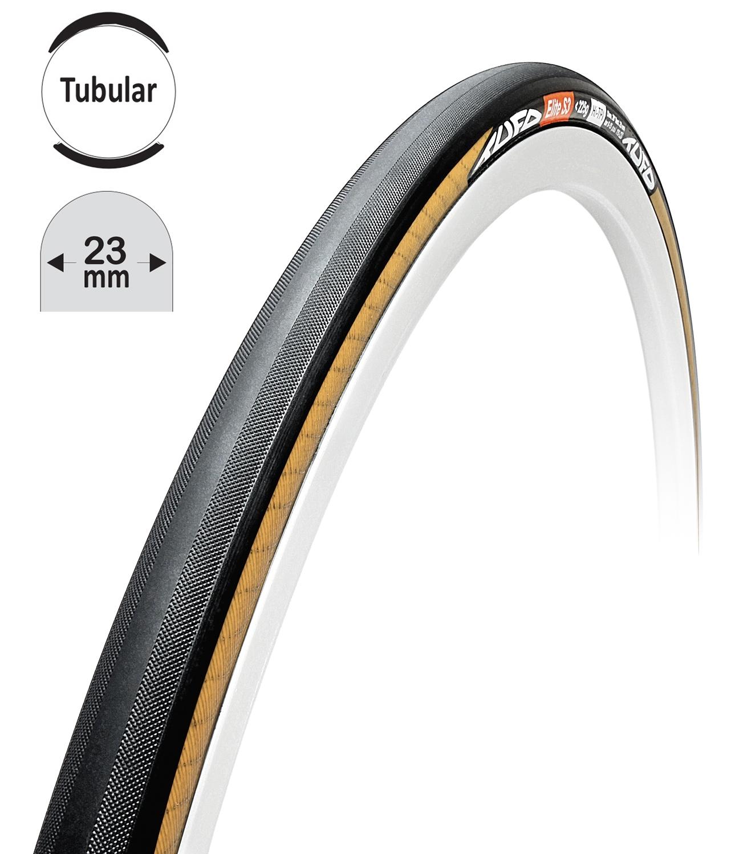 """galuska TUFO ELITE S3 černo-béžová 28""""/23mm"""