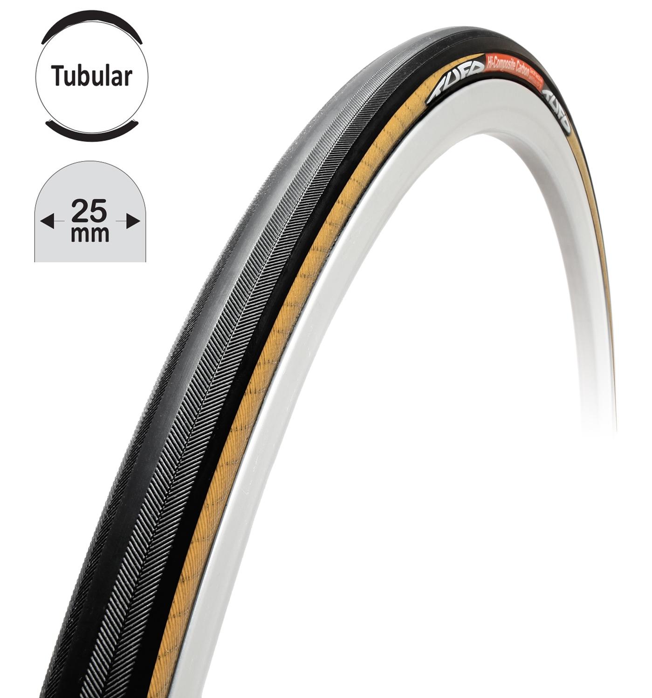 "galuska TUFO HiCC carbon 25 černo-béžová 28""/25mm"