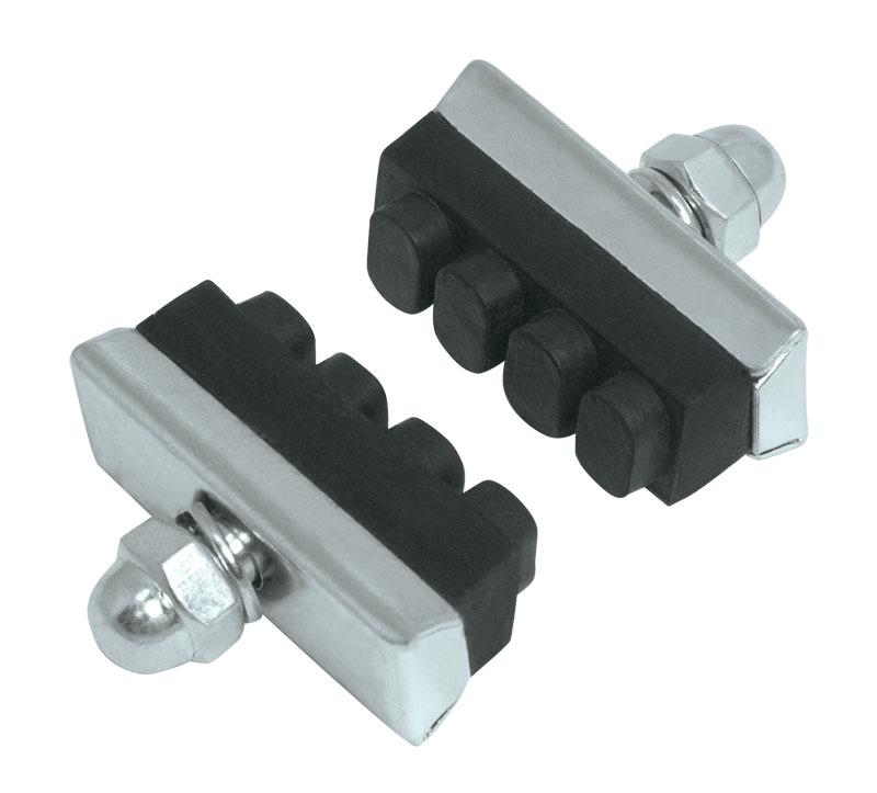 gumičky brzd FORCE klasické závit, černé 35 mm, balené