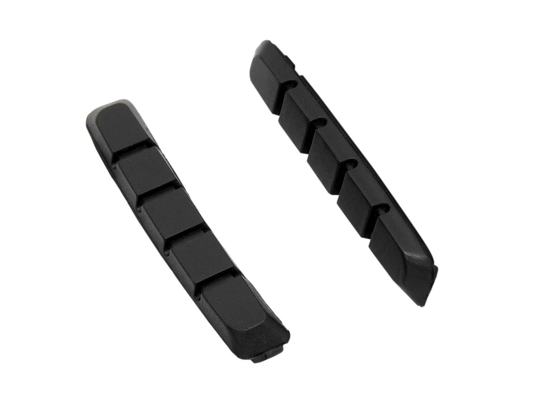 gumičky brzd FORCE náhradní, černé 70mm