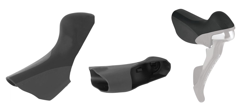gumy na páky DURA-ACE ST-9000 černé