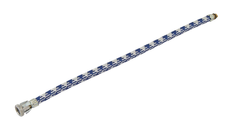 hadička hustilky - MOTO CZ s kuličkou, modro-šedá