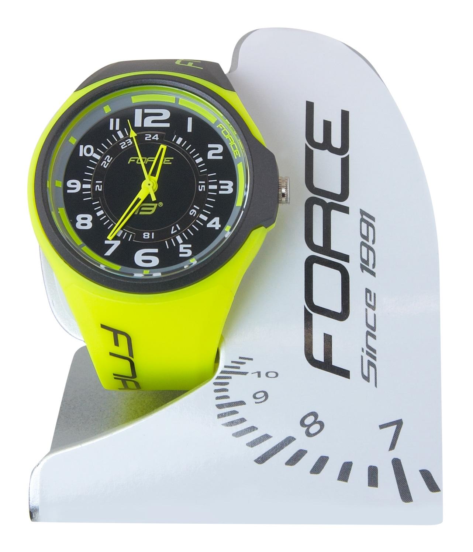 hodinky FORCE2 černo-fluo 98d946ad4a