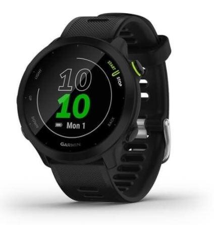 hodinky sportovní GARMIN FORERUNNER 55,černé