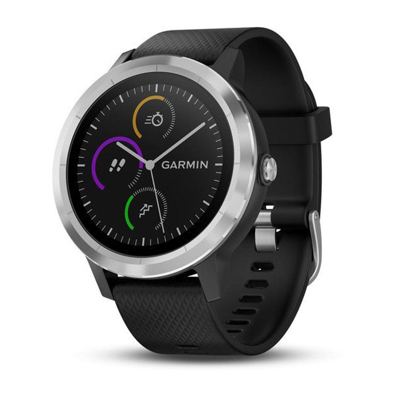 hodinky sportovní GARMIN vívoActive 3 Optic, černé