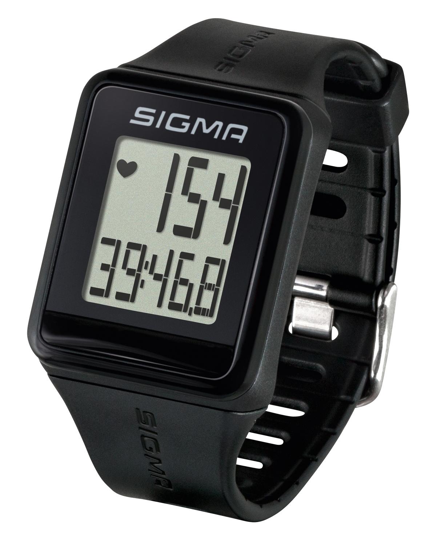 počítač SIGMA pulsmetr iD.GO černý